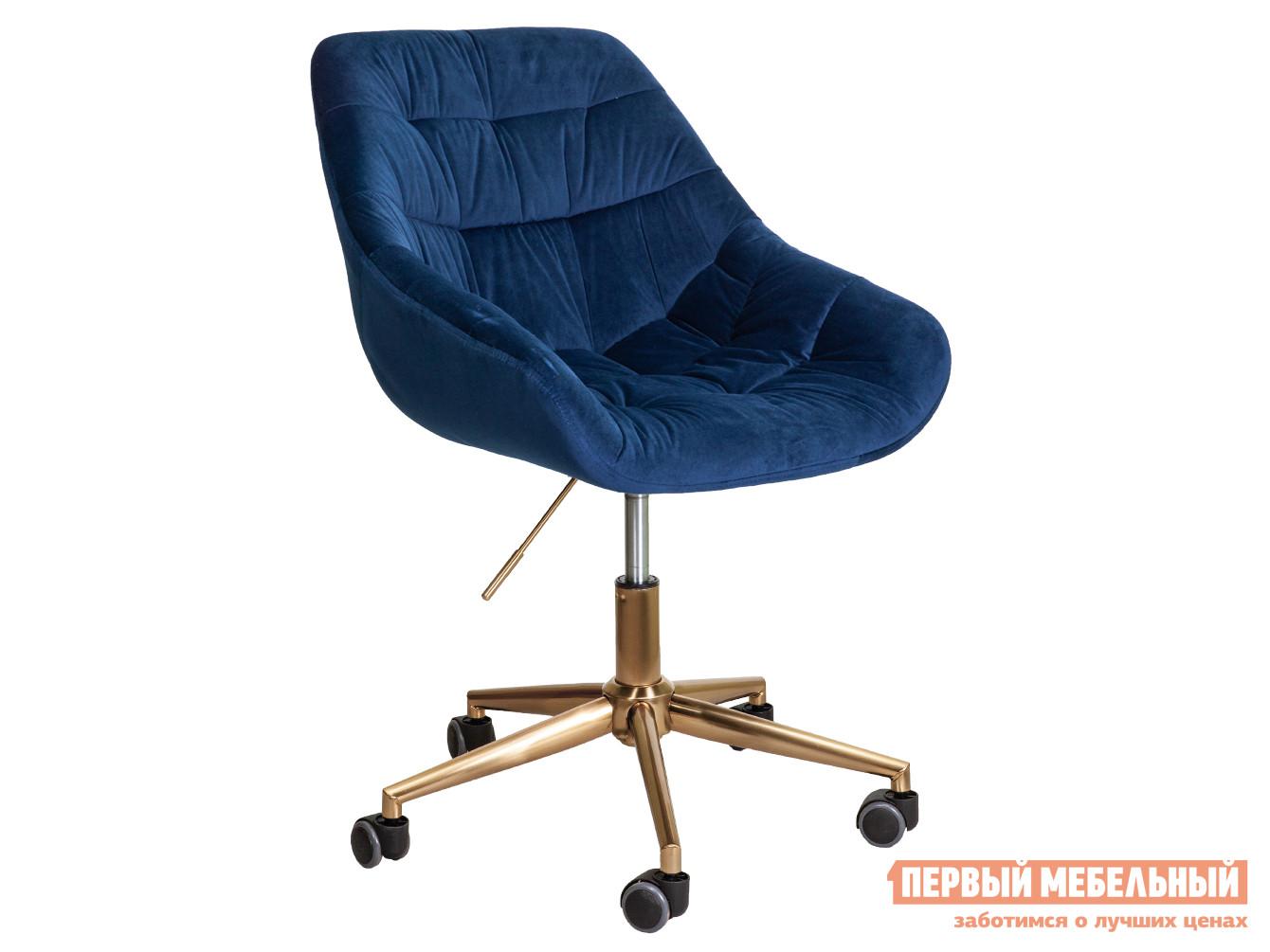 Офисное кресло  Офисное кресло BALI Синий, велюр — Офисное кресло BALI Синий, велюр