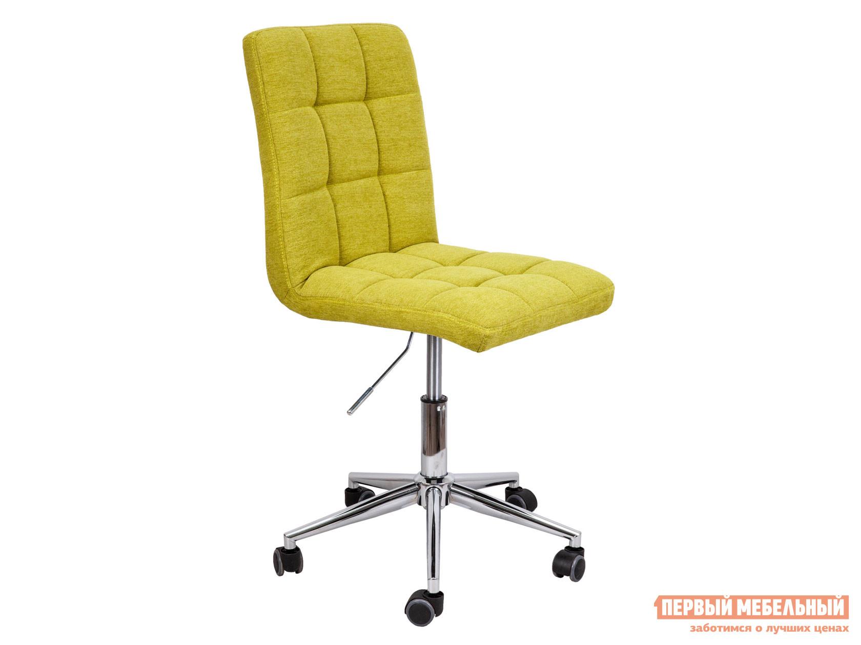 Офисное кресло  Стул FIJI, поворотный Салатовый, ткань / Хром Sedia 124909
