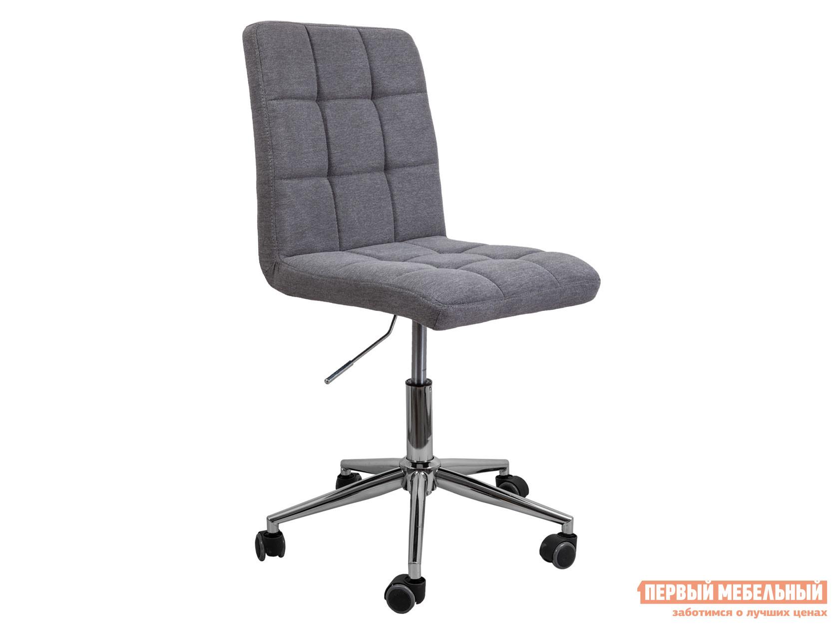 Офисное кресло  Стул FIJI, поворотный Серый, ткань / Хром Sedia 124912