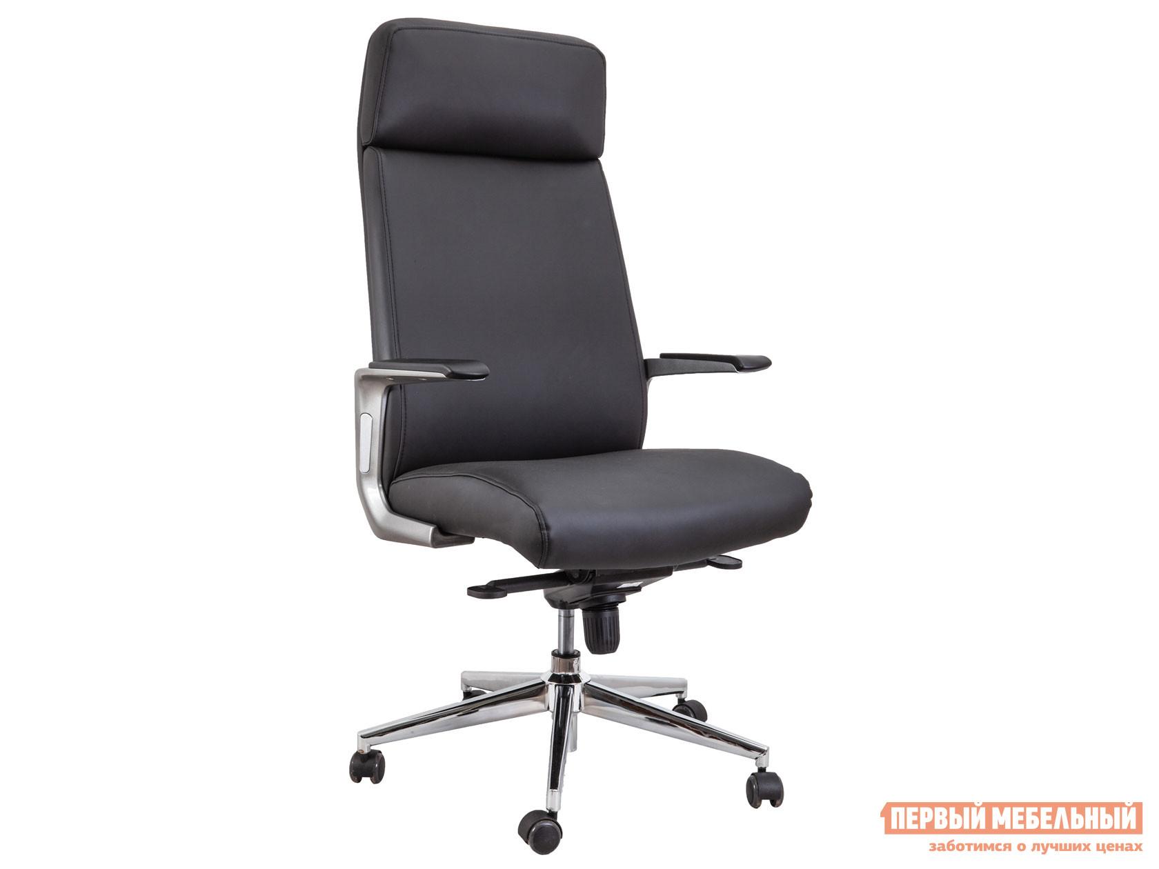 Кресло руководителя  ELADA Черный, экокожа Sedia 118024