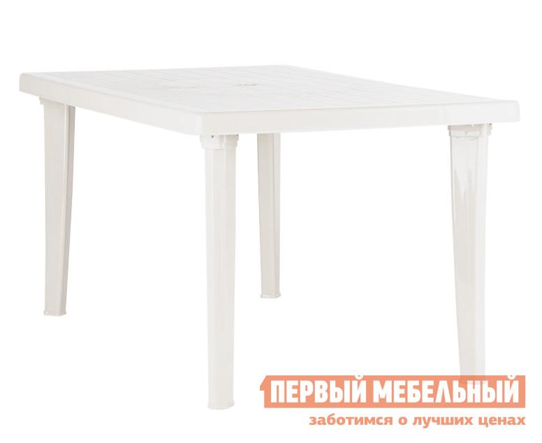 Пластиковый стол ЭЛП Стол прямоугольный Белый от Купистол