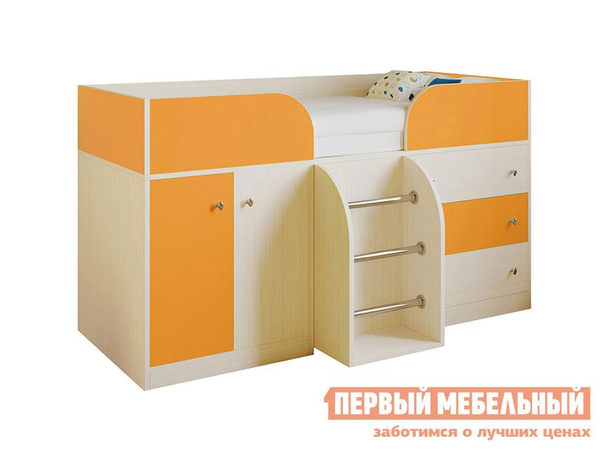 Кровать-чердак для детей от 3 лет РВ Мебель Кровать-чердак Астра-5