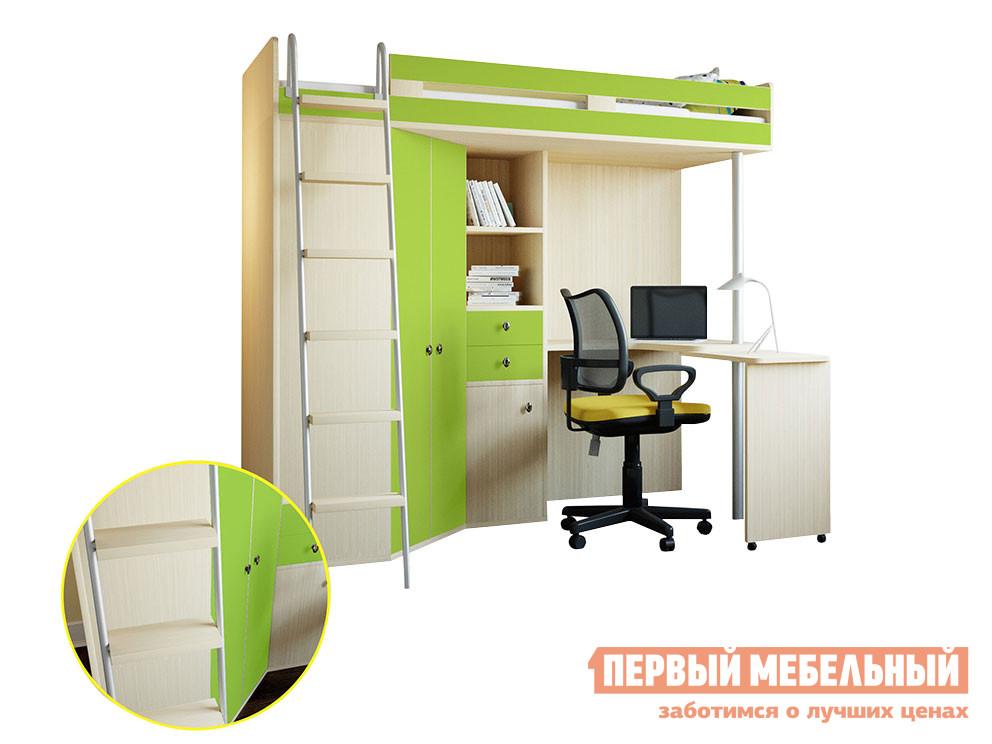 Кровать-чердак РВ Мебель Кровать-чердак М-85