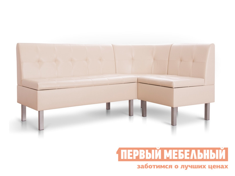 Кухонный уголок для маленькой кухни без стола Мирлачев Люкс модульный