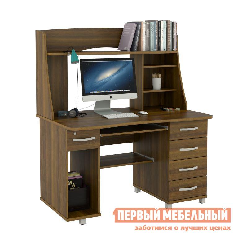 Компьютерный стол ВасКо КС 20-08 компьютерный стол васко kc 20 06 м1 венге шатура столы и стулья