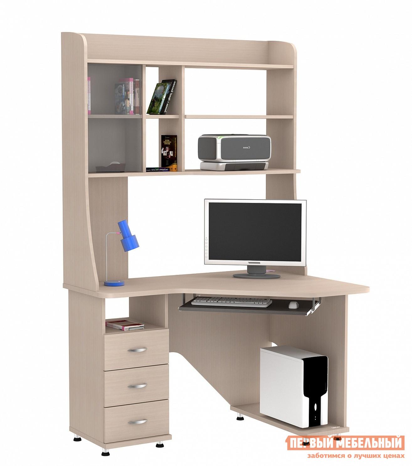 Угловой компьютерный стол ВасКо КС 20-30 м1 стол компьютерный васко кс 20 30 м1 венге
