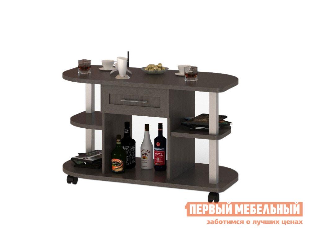 Журнальный столик ВасКо Соло-039 Венге