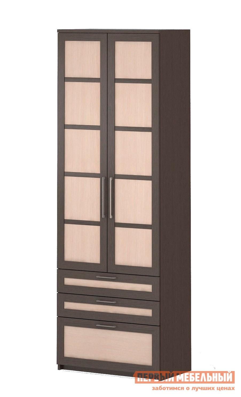 Шкаф распашной ВасКо Соло 054 с фасадами ДСП