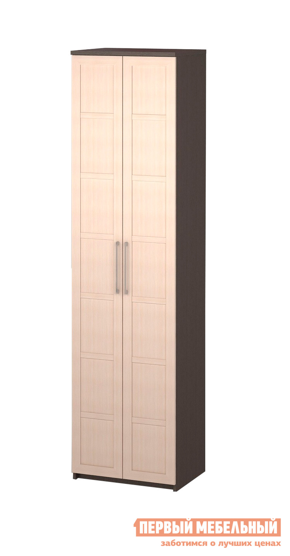 Шкаф распашной ВасКо Соло 027 с фасадами ДСП