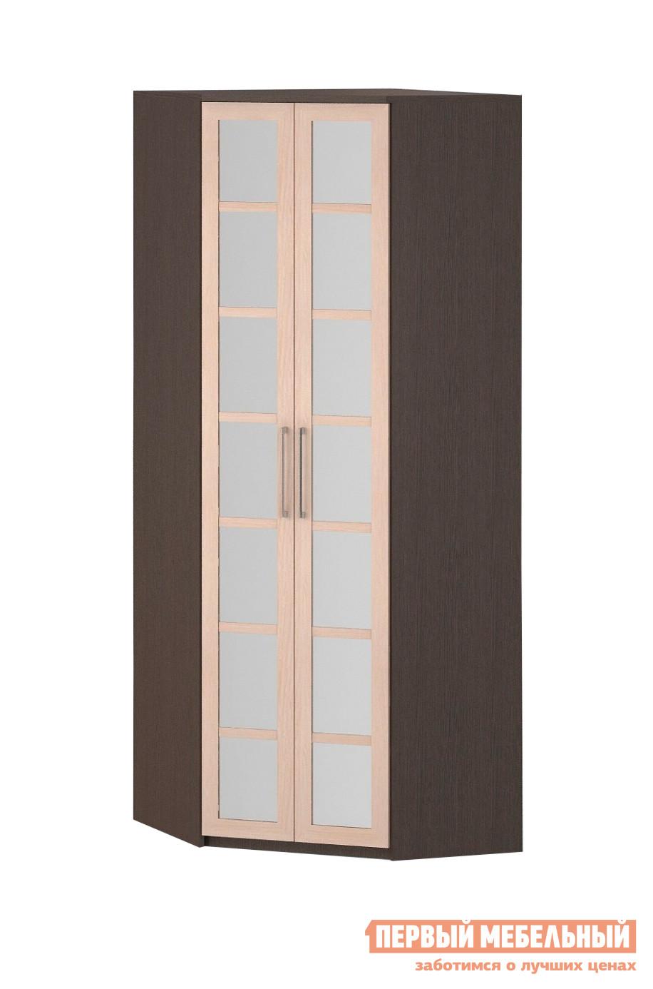 Шкаф распашной ВасКо Соло 030 (014) с зеркалом письменный стол васко соло 021