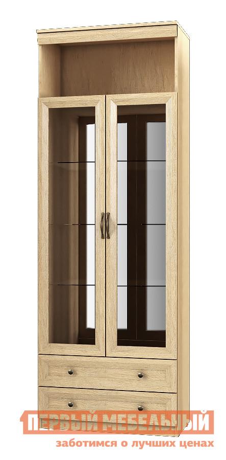 Шкаф-витрина ВасКо Лира-108