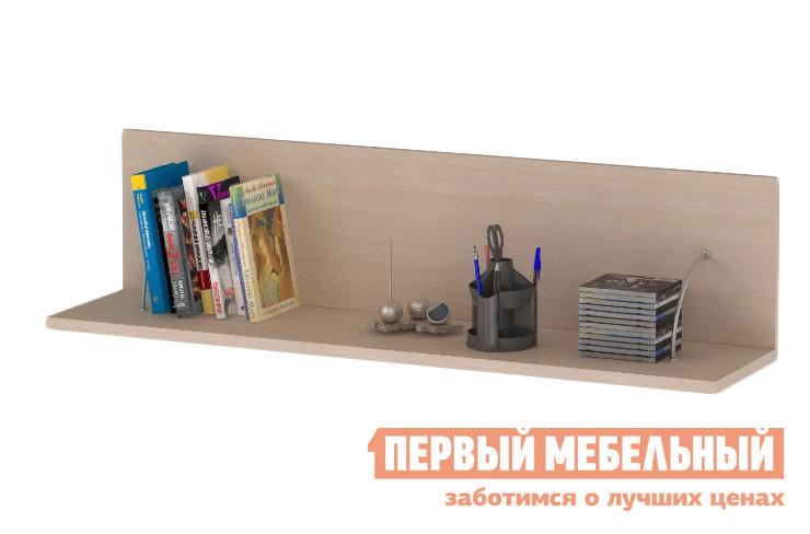 Настенная полка ВасКо СОЛО 012-3000 Молочный дуб