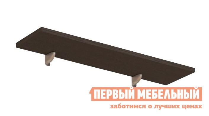 Настенная полка ВасКо 96 Соло 022 Венге
