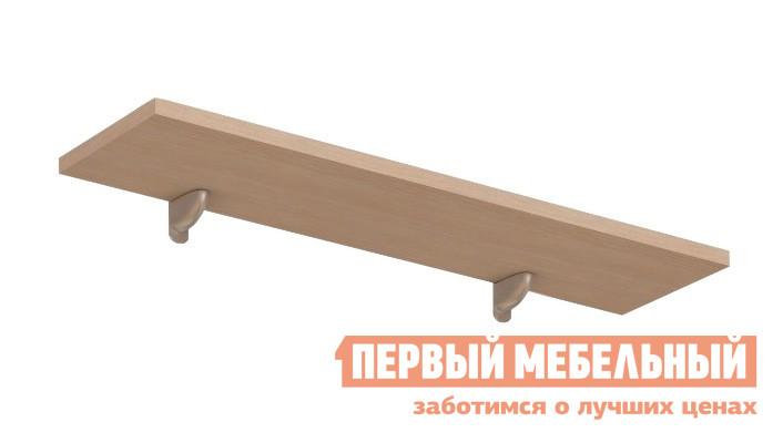 Настенная полка ВасКо 96 Соло 022 Молочный дуб