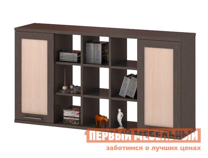 Настенная полка ВасКо Соло 011 фасад ЛДСП письменный стол васко соло 021