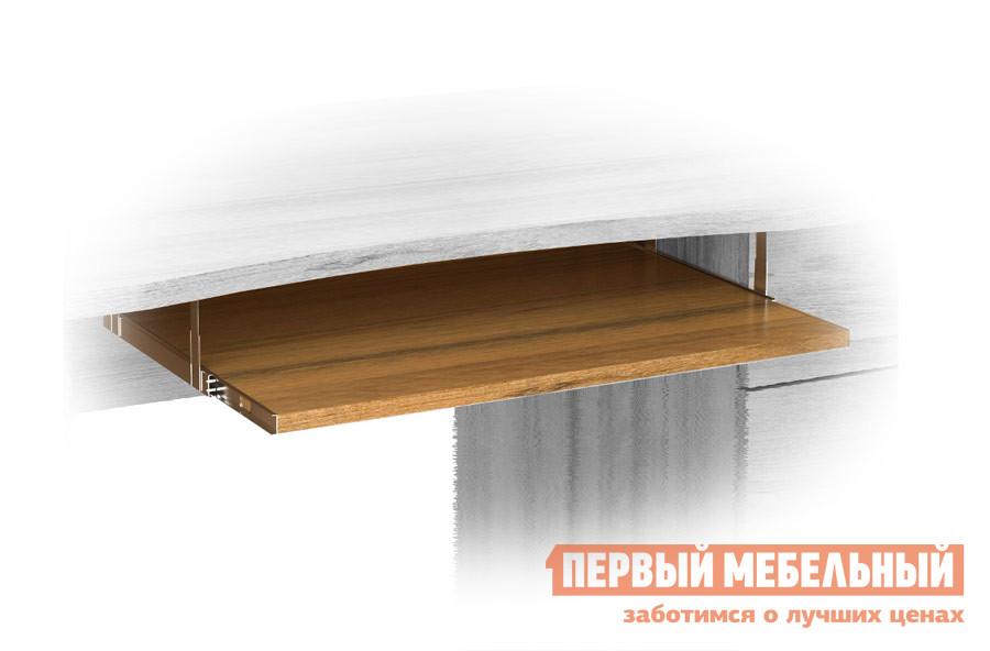 Полка под клавиатуру ВасКо ПУ 50-01 Орех