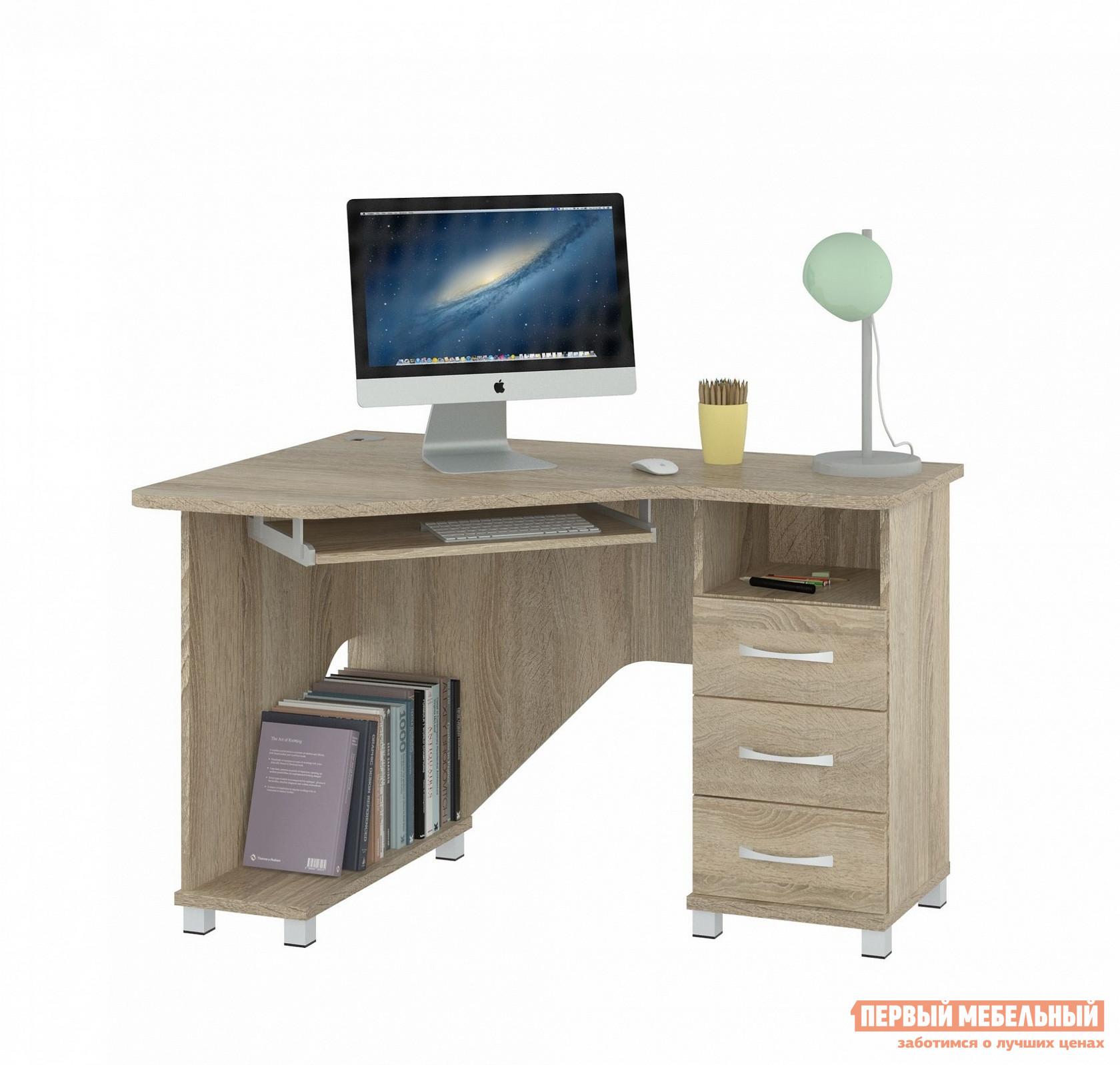 Угловой компьютерный стол ВасКо КС 20-27 м1 стол компьютерный васко кс 20 30 м1 дуб молочный
