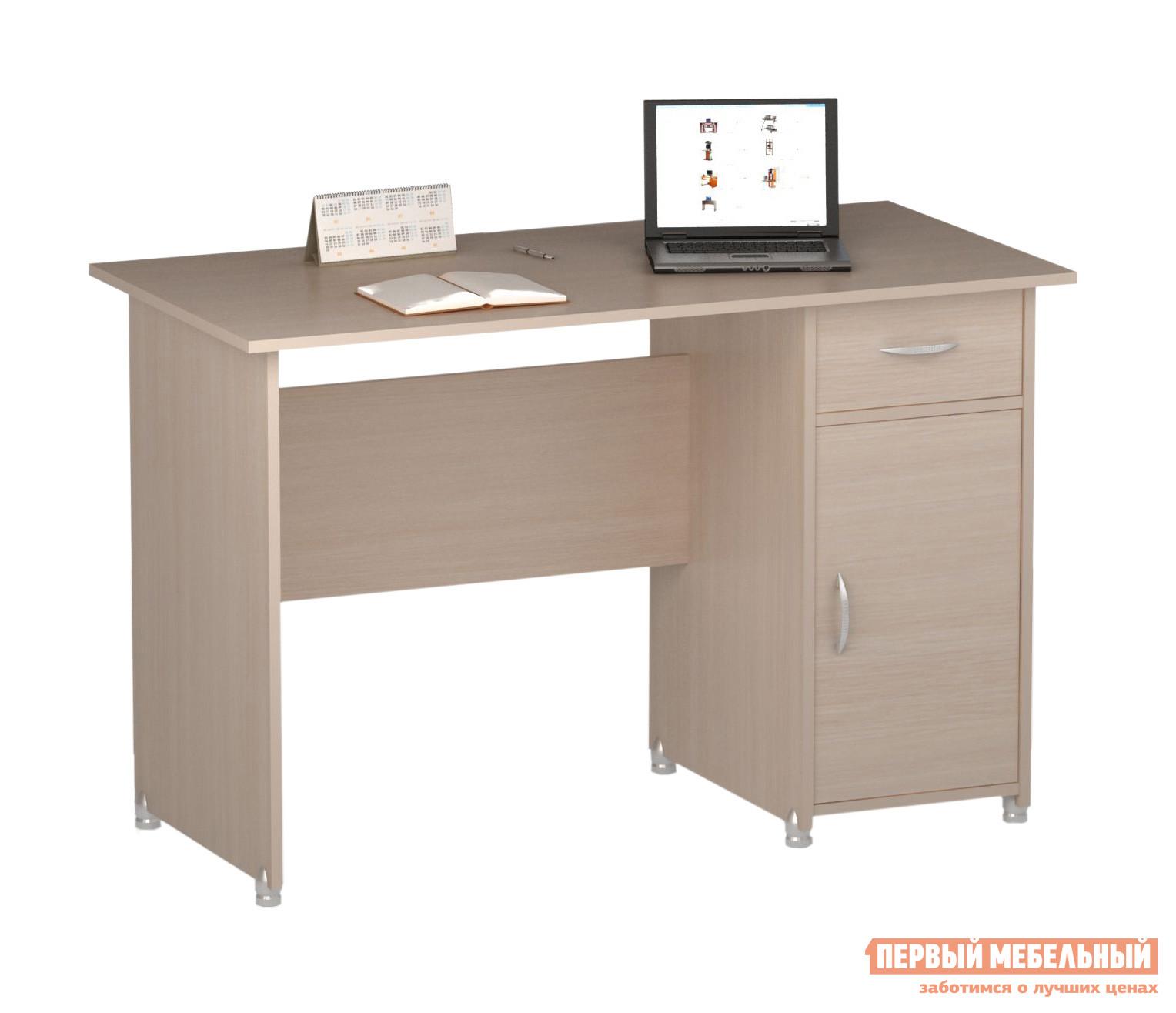 Компьютерный стол ВасКо ПС 40-08 М1 Молочный дуб