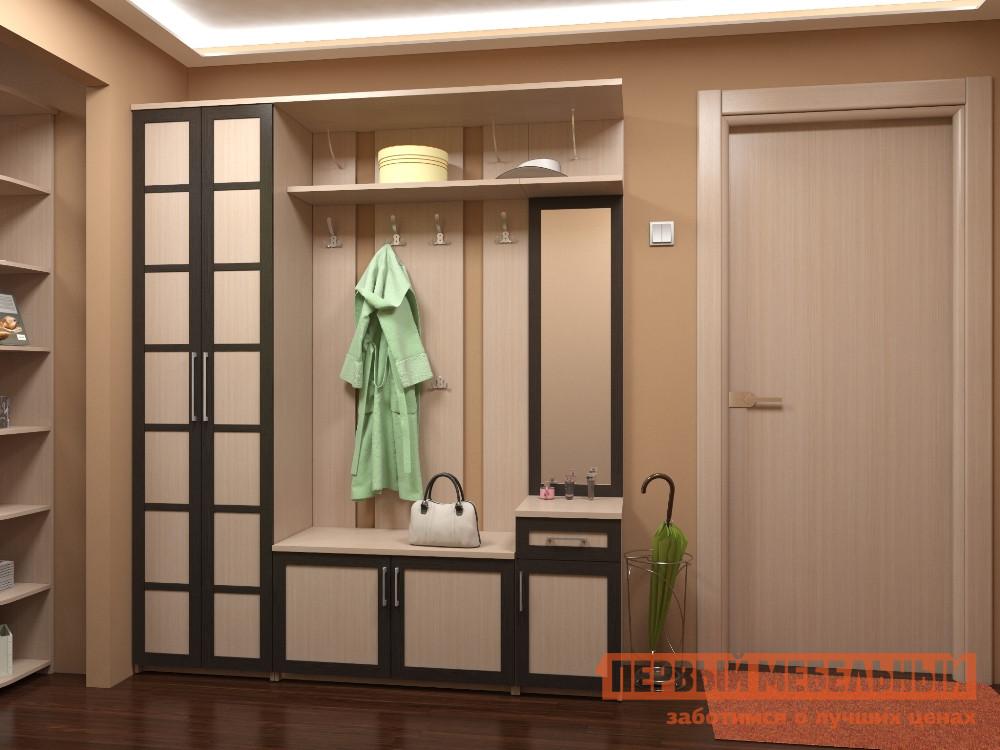 Прихожая в коридор ВасКо Соло К23 надстройка васко соло 007 1303 для столов соло 005 соло 021