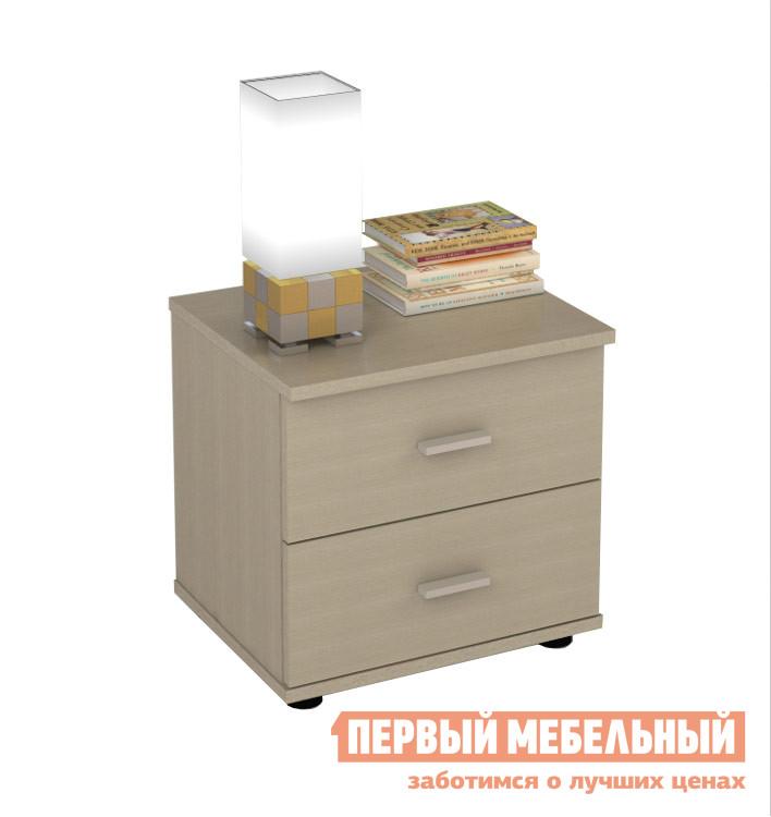 Купить со скидкой Прикроватная тумбочка ВасКо ТЯ 40-13 Молочный дуб