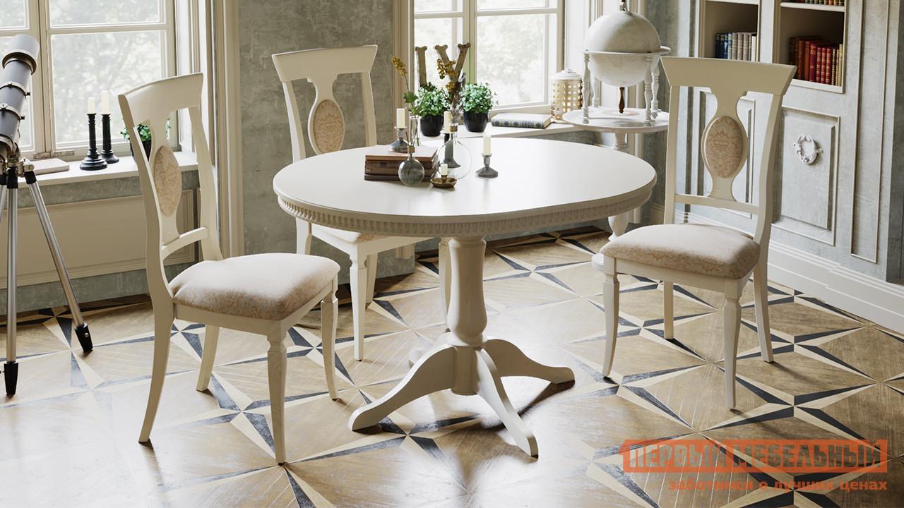 Обеденная группа для столовой и гостиной ТриЯ Торонто Т1 + Денвер Тип 1 обеденная группа для столовой и гостиной mr kim обеденная группа ra t4ex и 4 стула ra sc