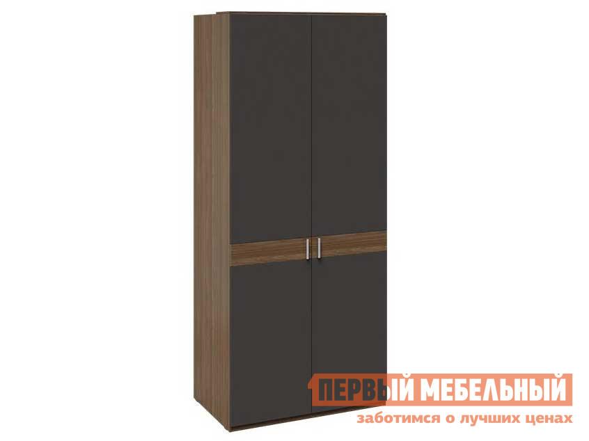Шкаф распашной ТриЯ Харрис Шкаф для одежды с 2-мя дверями все цены