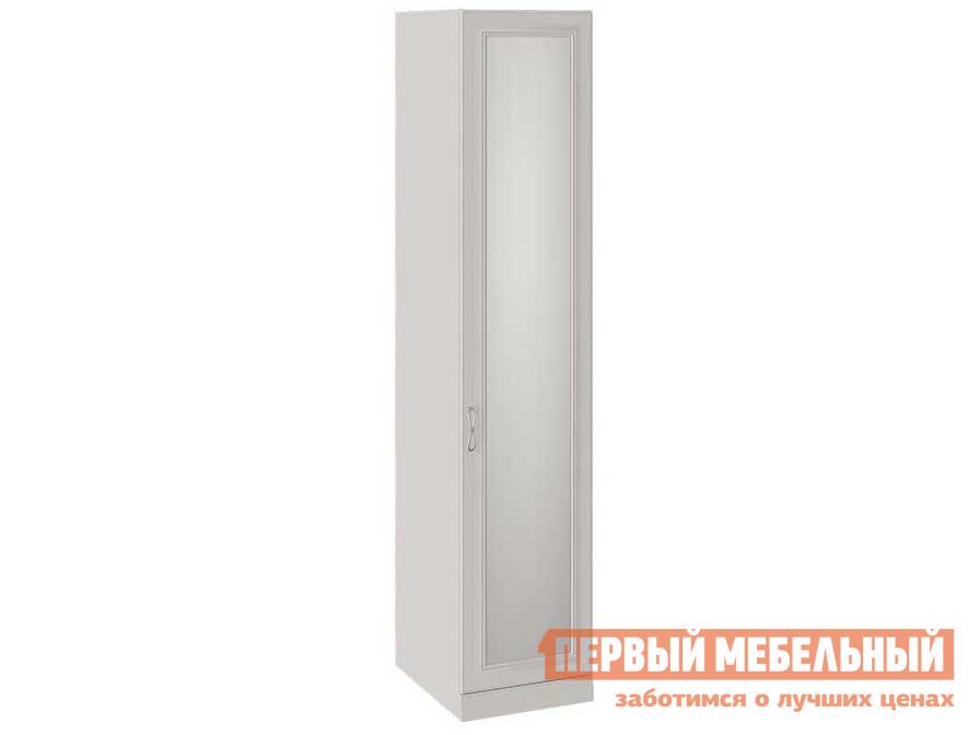 Шкаф-пенал ТриЯ Сабрина СМ-307.07.011 Шкаф для белья с 1 зеркальной дверью