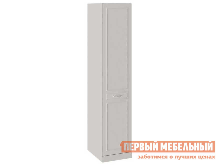 Шкаф распашной ТриЯ Сабрина СМ-307.07.010 Шкаф для белья с 1 глухой дверью