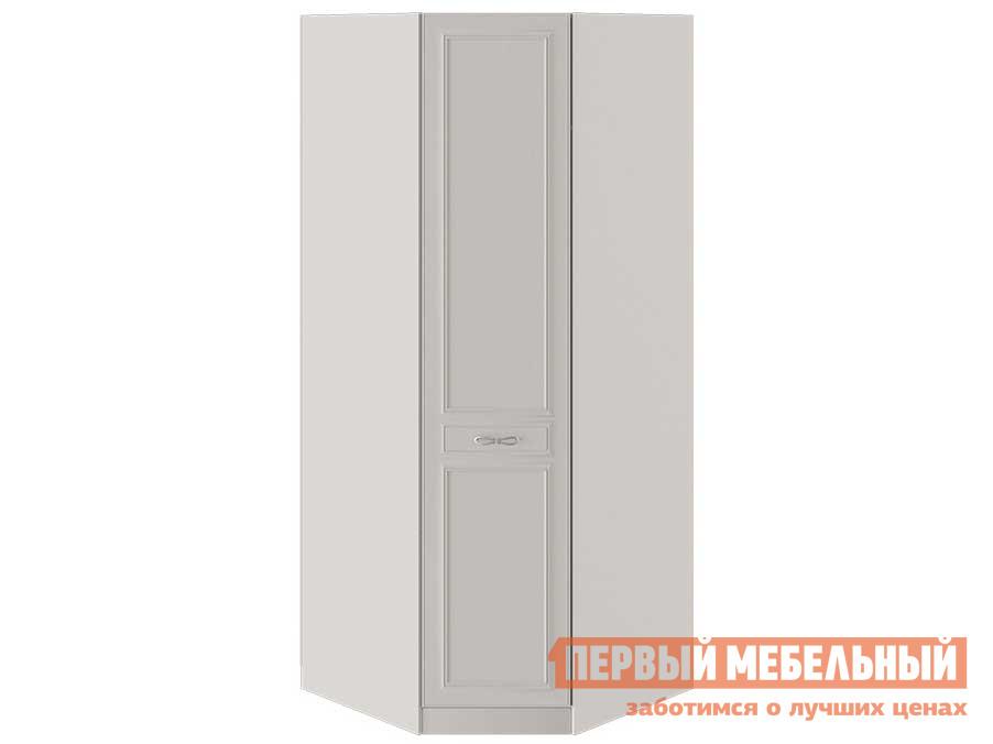 Угловой распашной шкаф ТриЯ Сабрина СМ-307.07.030 Шкаф угловой с 1 глухой дверью