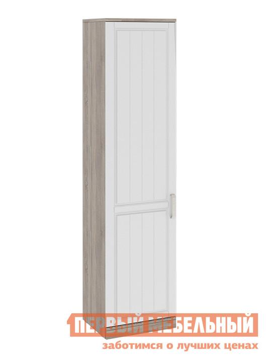 Шкаф распашной ТриЯ ТД-223.07.26R/L Дуб Сонома трюфель / Крем, Левый