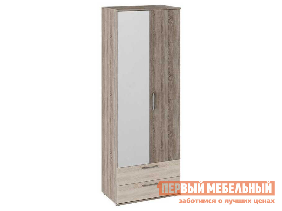Комбинированный шкаф ТриЯ Марта Шкаф комбинированный стеллаж трия лючия тд 235 07 20 шкаф комбинированный открытый