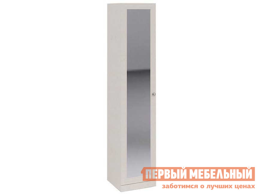 Шкаф для белья с зеркалом ТриЯ СМ-234.21.02