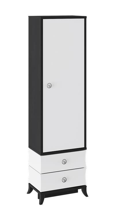 Распашной шкаф с ящиками ТриЯ ТД-249.07.26 настенное зеркало трия тд 235 06 02