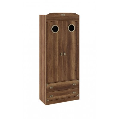 Шкаф распашной ТриЯ ТД-250.07.22 Дуб Каньон, Без иллюминатора