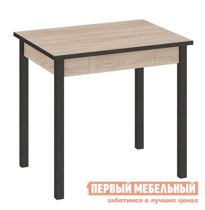 Обеденный стол с ящиком ТриЯ Тенор Т1 С-431 стол обеденный танго т1