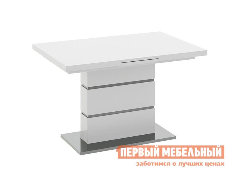 Кухонный стол ТриЯ Амстердам ТД-107.01.13 Стол раздвижной со стеклом