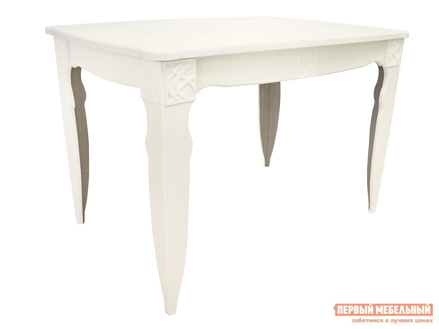 Раздвижной обеденный стол ТриЯ Неаполь Стол обеденный Тип 1