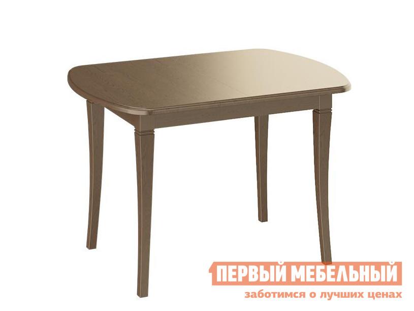 Обеденный стол  Стол Альт Орех темный, Средний