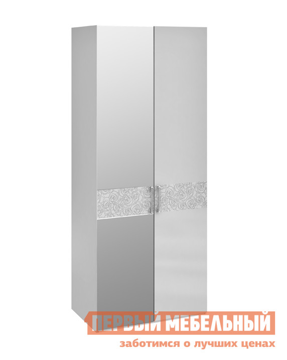 Шкаф распашной ТриЯ Амели СМ-193.07.004 шкаф для белья и одежды амели 1 левый