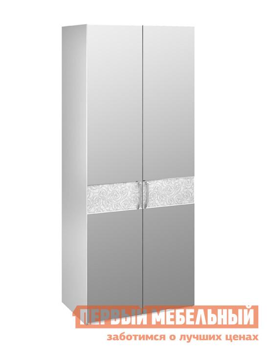 Шкаф распашной ТриЯ Амели СМ-193.07.005 шкаф для белья и одежды амели 1 левый
