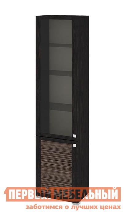 Шкаф-витрина ТриЯ ШК(07)_32-21_17 шкаф витрина мебель смоленск шк 07