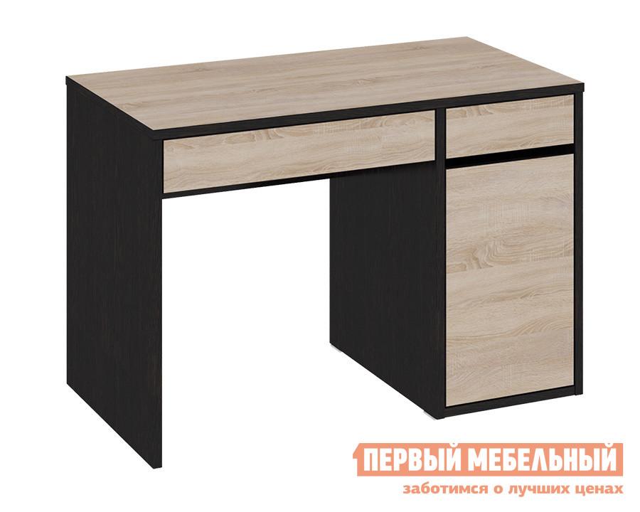 Письменный стол ТриЯ Мики ПМ-155.12 Тип 2 Венге Цаво / Дуб Сонома от Купистол