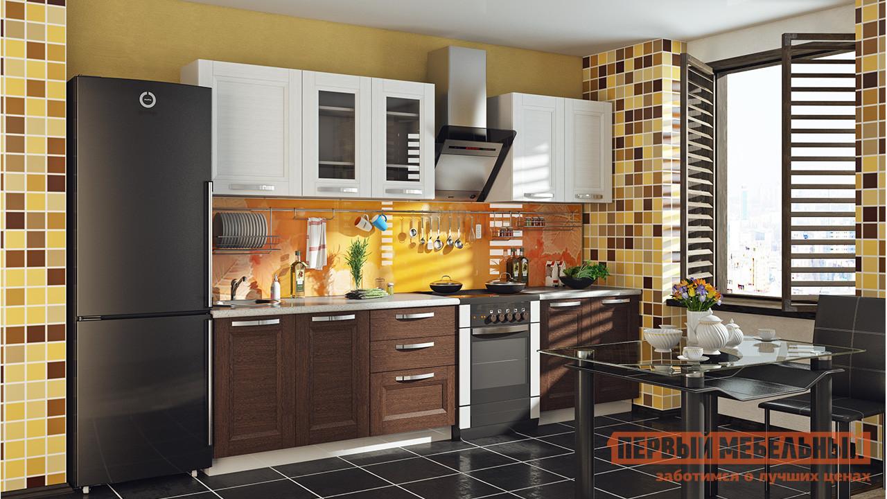 Кухонный гарнитур ТриЯ Стелла 300 см кухонный гарнитур трия оливия 300 см