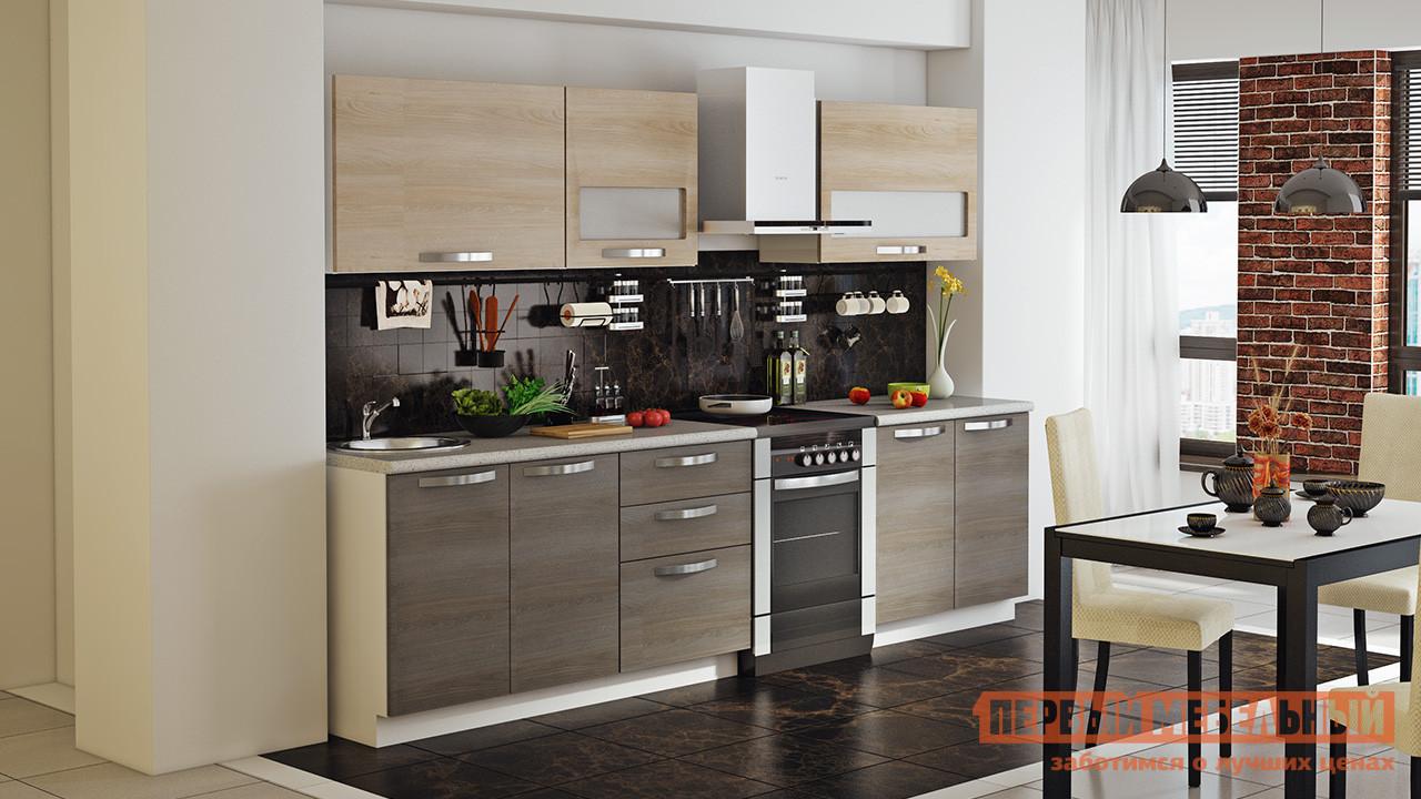 Кухонный гарнитур ТриЯ Ненси 300 см кухонный гарнитур трия ассорти вишня 2 240 х 210 см