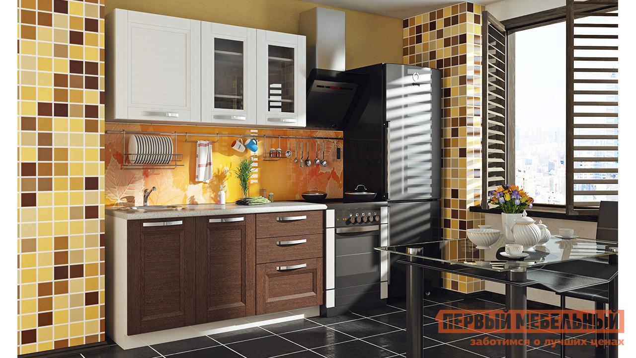 Кухонный гарнитур ТриЯ Стелла 150 см кухонный гарнитур трия ассорти вишня 2 240 х 210 см