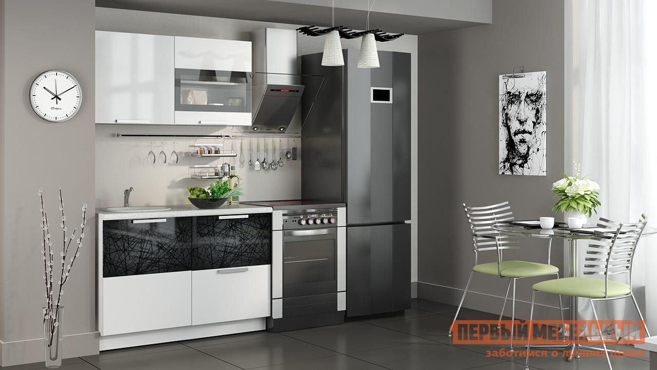 Кухонный гарнитур ТриЯ Фэнтези 120 см кухонный гарнитур трия ассорти вишня 2 240 х 210 см
