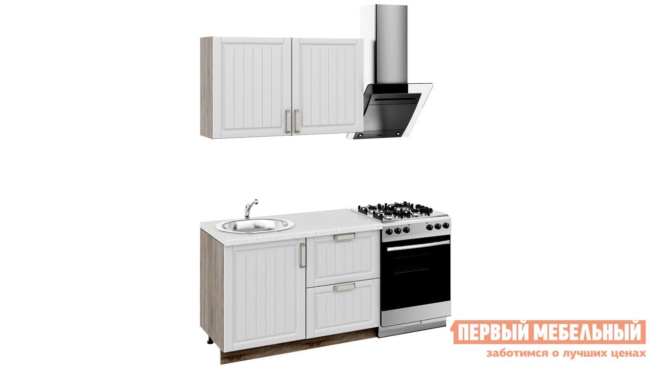 Кухонный гарнитур ТриЯ Прованс 120 см кухонный гарнитур трия ассорти вишня 2 240 х 210 см