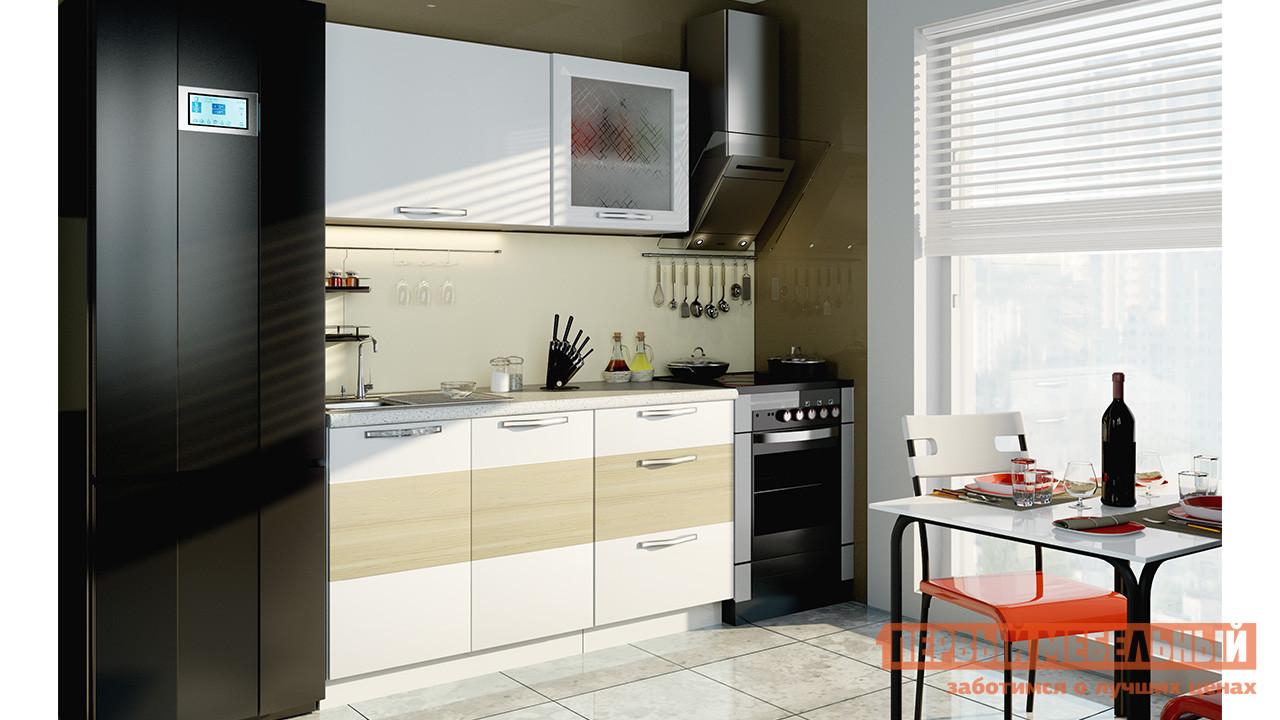 Кухонный гарнитур ТриЯ Оливия 150 см спальный гарнитур трия лючия к2