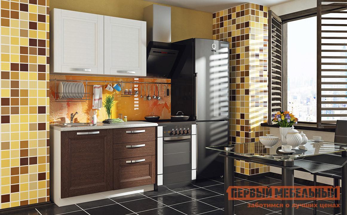 Кухонный гарнитур ТриЯ Стелла 120 см спальный гарнитур трия лючия к2