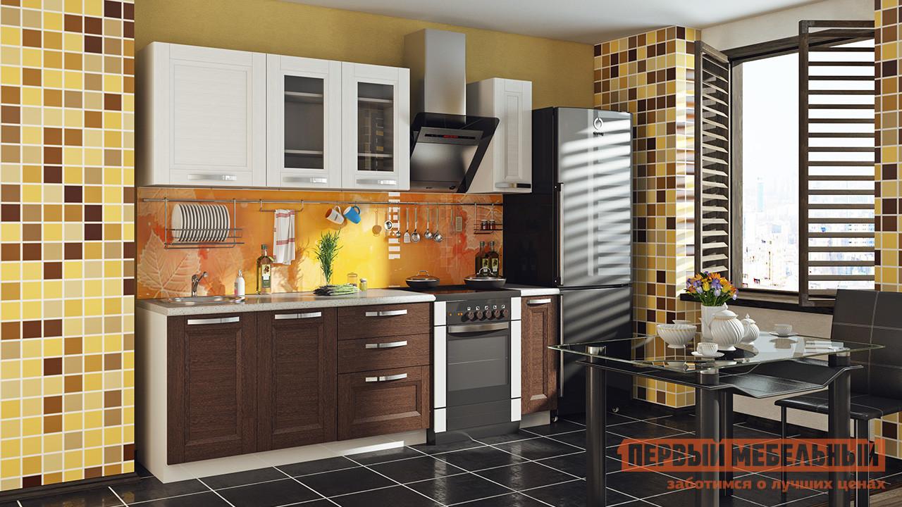 Кухонный гарнитур ТриЯ Стелла 180 см спальный гарнитур трия лючия к2